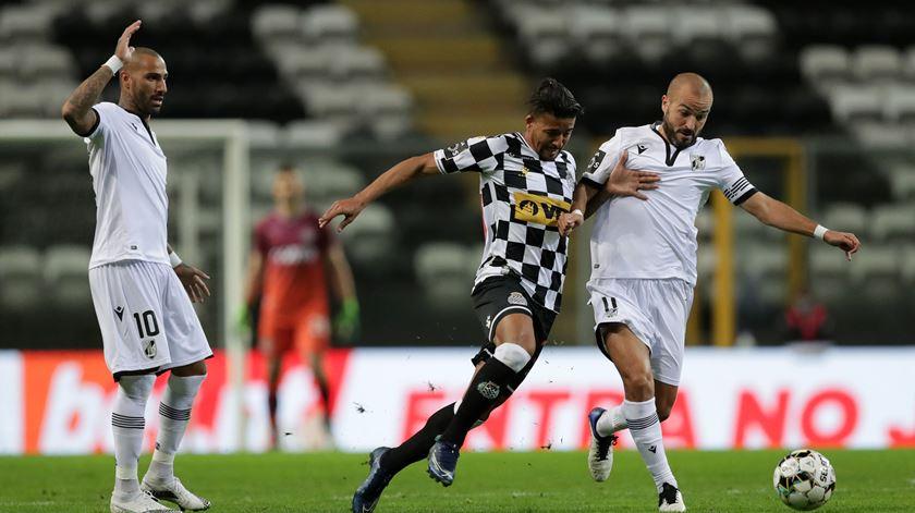Vitória de Guimarães vence Boavista na estreia do treinador João Henriques