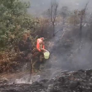 Nestes dias de alerta máximo não arrisque, proteja-se do fogo