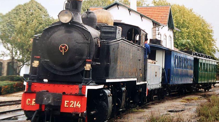 """""""Vouguinha"""" a vapor regressa para dar nova vida a linha centenária"""