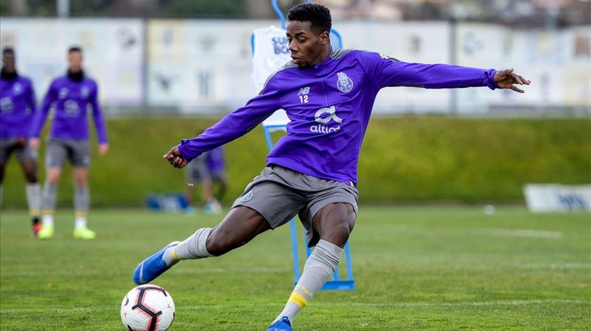 Manafá apto na véspera do FC Porto-Bétis
