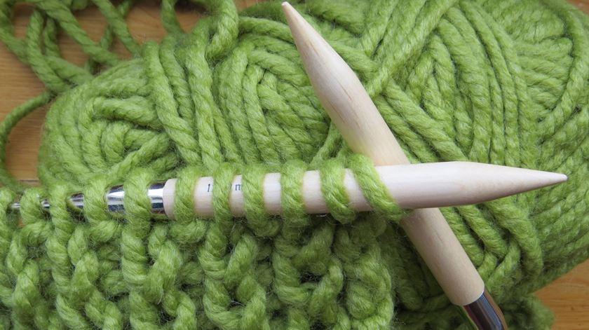 """""""Tricotometria"""". Matemática de agulhas e novelos de lã"""