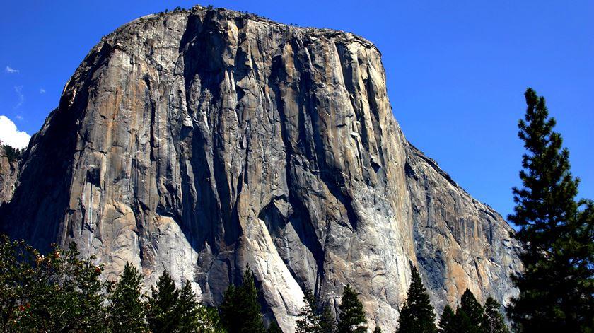 """El Capitan"": 900 metros sempre a subir. Foto: Wikipedia"
