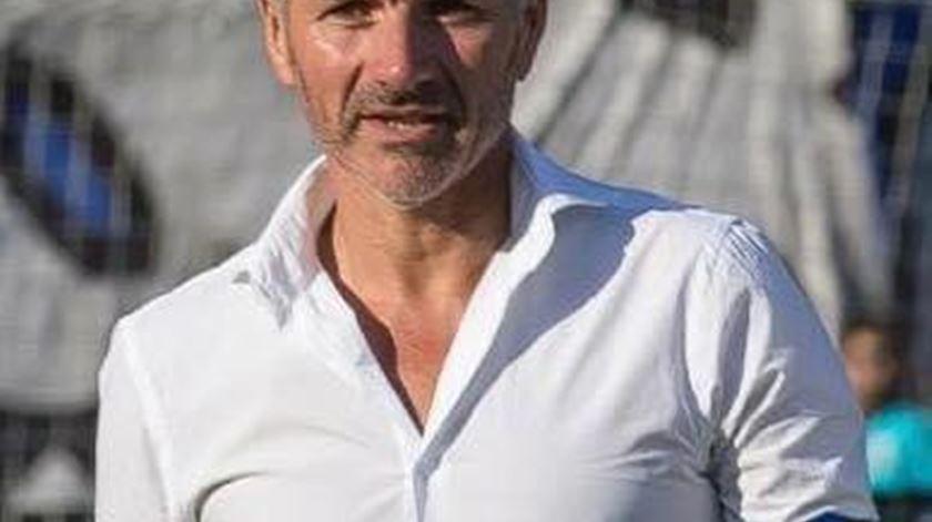 José Luís abandona Rui Pedro Soares