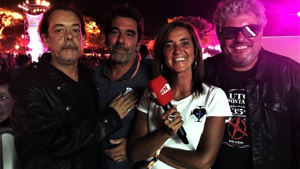 Xutos e Pontapés com a Teresa Lage