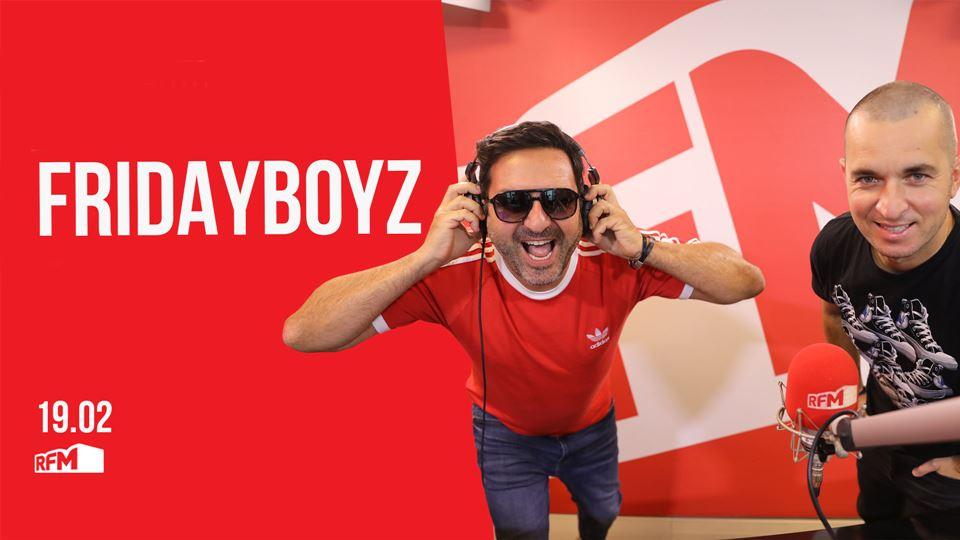 Fridayboyz - Dança em Casa 41 ...