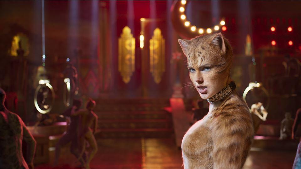 CATS - nos cinemas com a RFM
