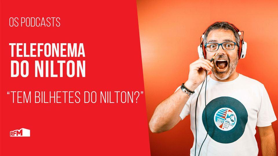 Telefonema do Nilton - tem bil...