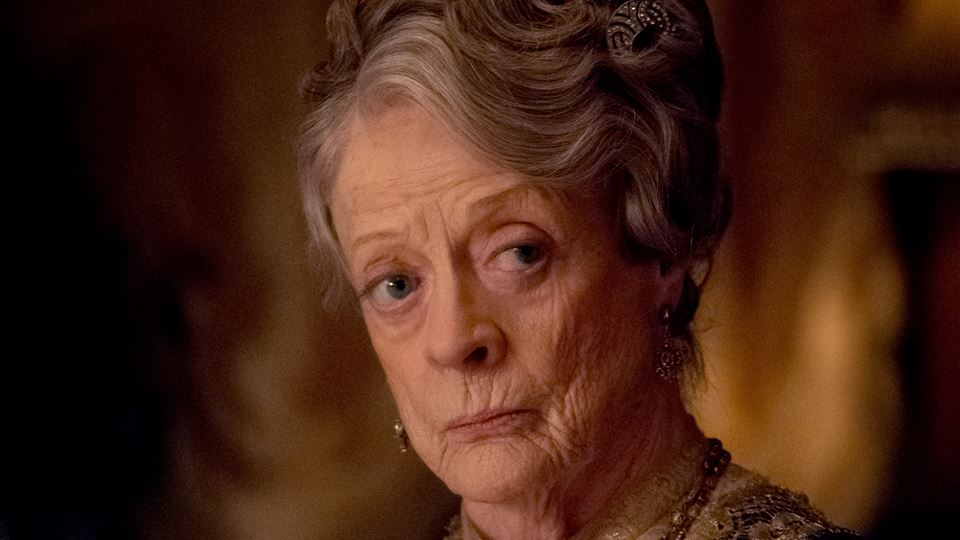 Downton Abbey-Maggie Smith - Violet Crawley, Dowager Countess of Grantham