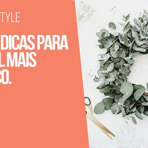 Ana Gomes Living - 5 dicas para um Natal mais ecológico