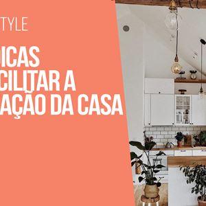 Ana Gomes Living: top 5 dicas para facilitar a organização da casa