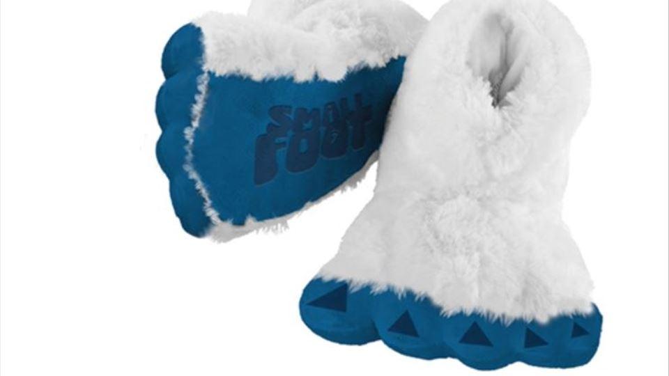 Premíos Smallfoot - Pantufas