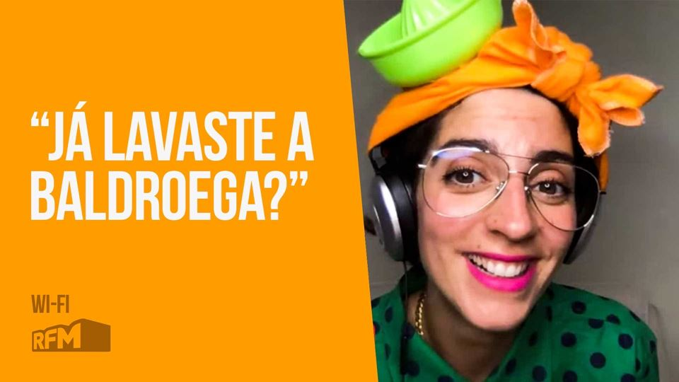 Videocast Joana Barrios no Wi-Fi