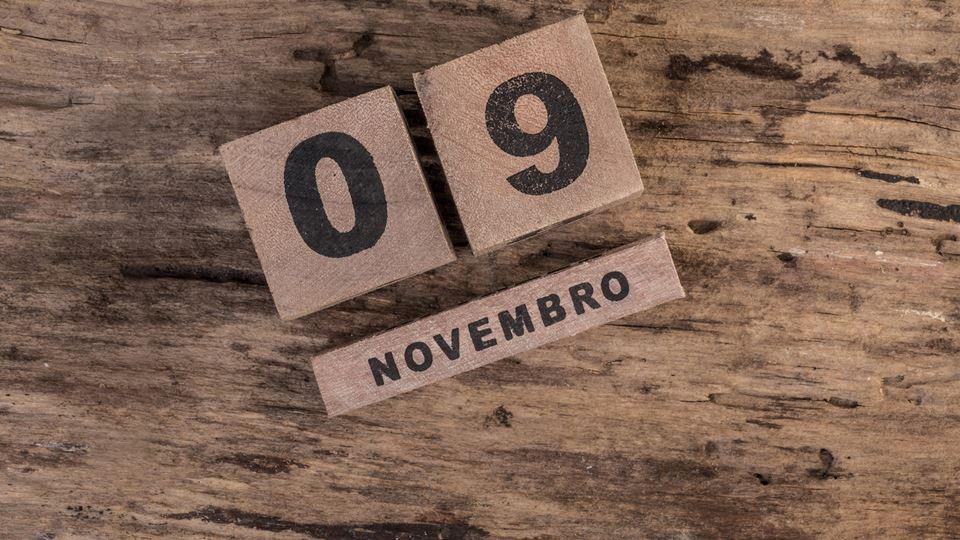 Porque é que novembro se chama...