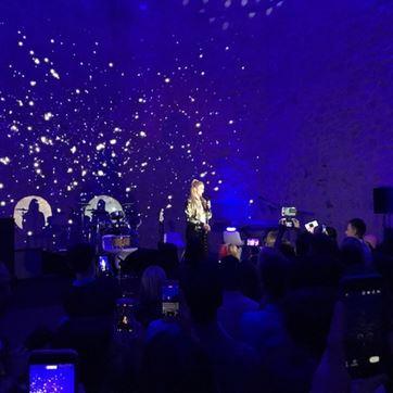 Showcase privado surpresa de Shakira no Convent del Angels