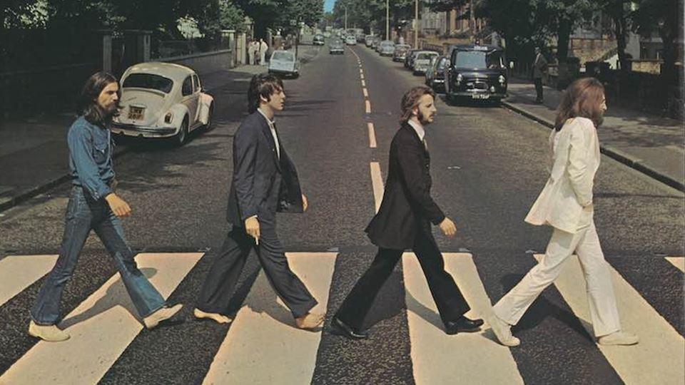 Abbey Road - o album dos Beatles  Setembro 1969