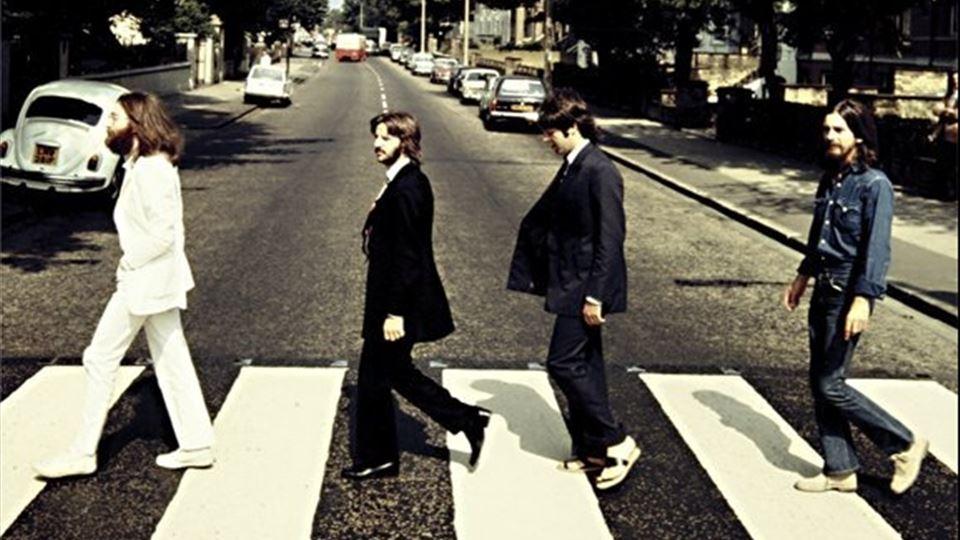 Abbey Road Sessão de fotografia Agosto 1969