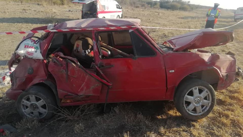 accident namibia Photo Nampa