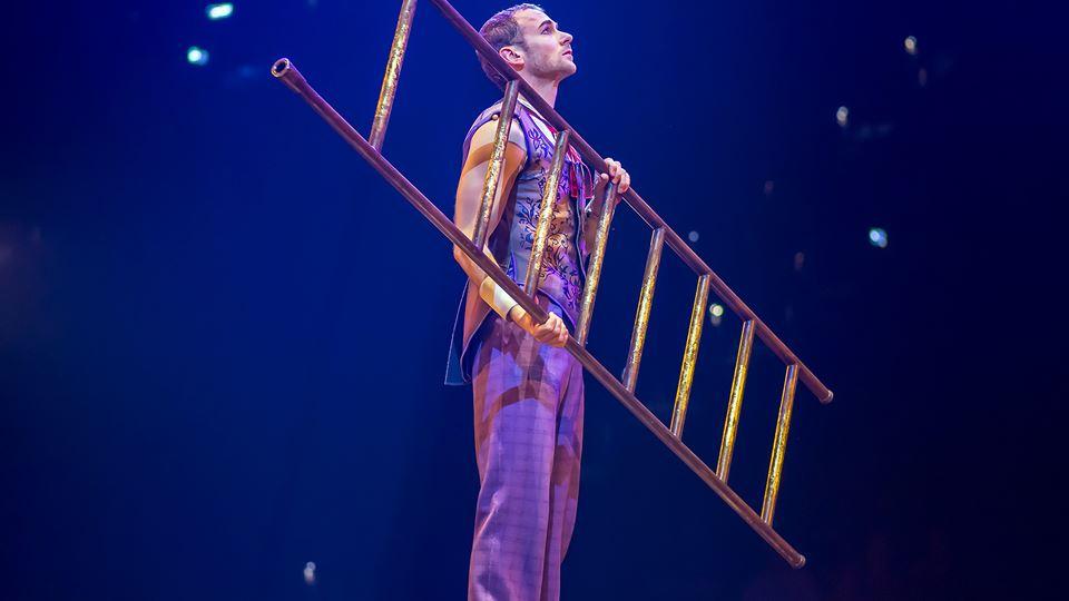 Acrobatic Ladder Costumes Dominique Lemieux 2018 Cirque du Soleil Photo 1