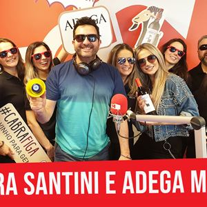 FRIDAYBOYZ feat Sara Santini e Adega Mor - 05 ABRIL 2019