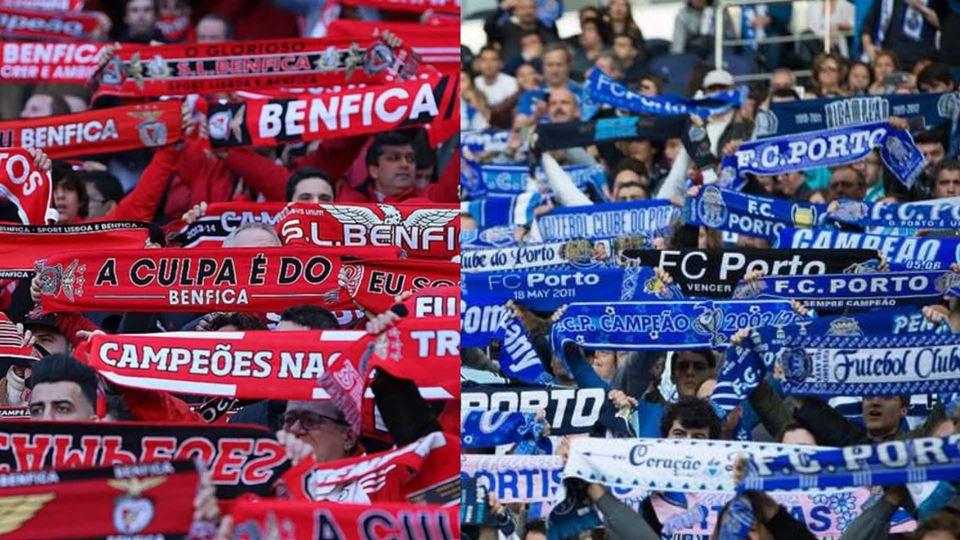 Próximos jogos do Benfica e do...