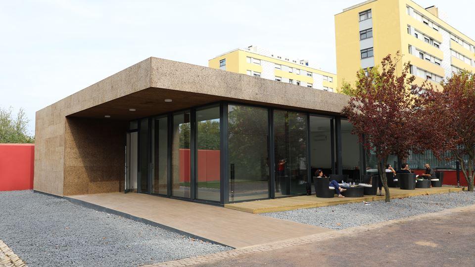Casa do Jardim construída com o dinheiro angariado pelo RIR Ajuda 2018