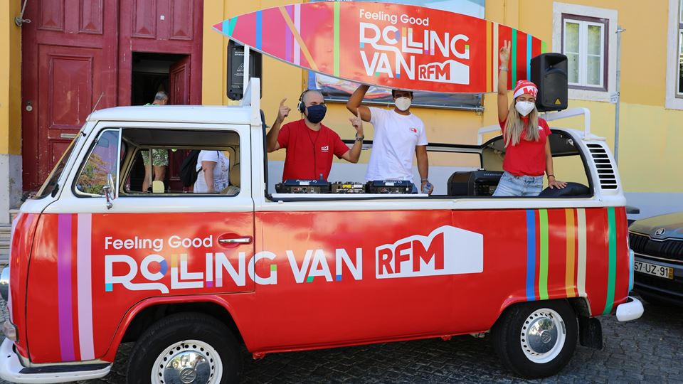 RFM Feeling Good Rolling Van