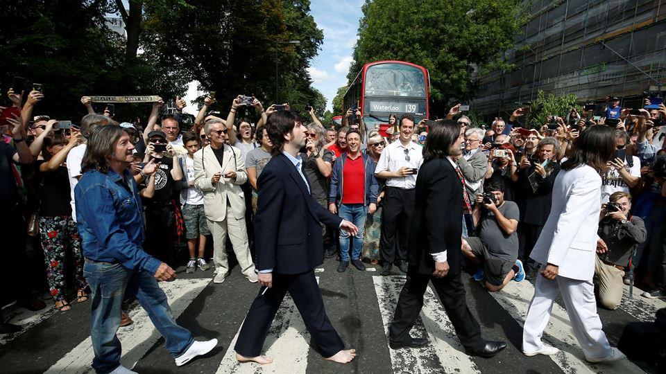 Agosto 2019 Foto  Henry Nicholls Reuters