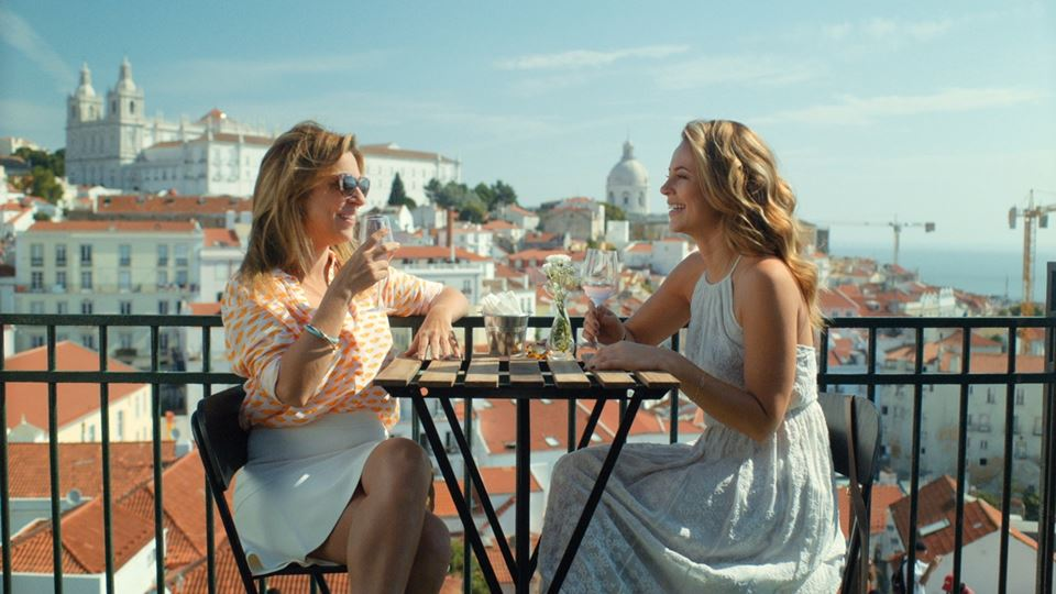 """A Lisboa do filme """"Alguém Como..."""