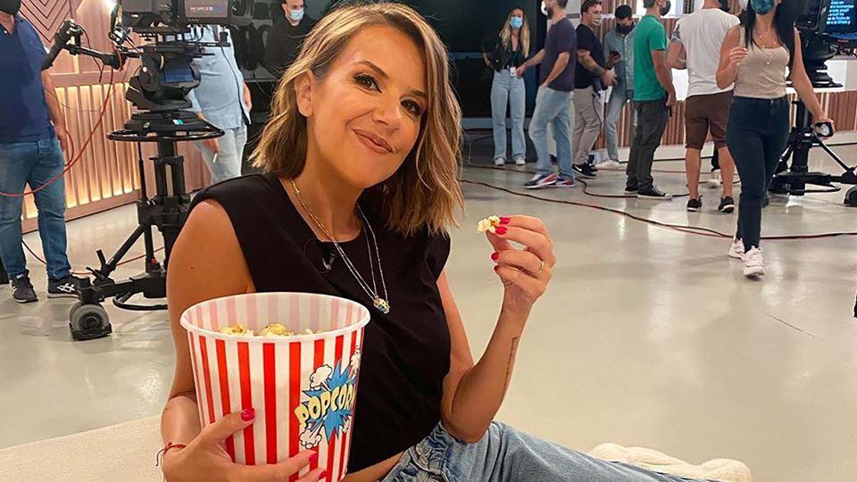 Ana Garcia Martins no Você na TV