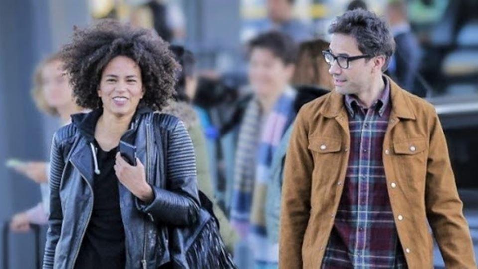 Ana Sofia e David Fonseca - foto fama Spot blog