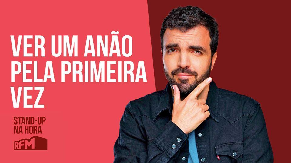 Salvador Martinha: Ver um anão...