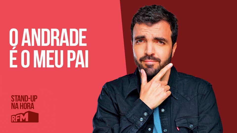 Salvador Martinha: O Andrade é...
