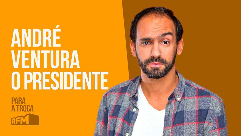 Duarte Pita Negrão; André Vent...