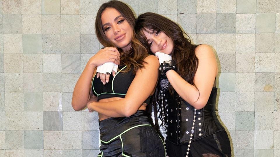 Anitta surpreende Camila Cabel...