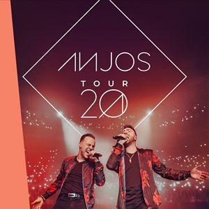 Anjos Tour 20 anos na Altice Arena