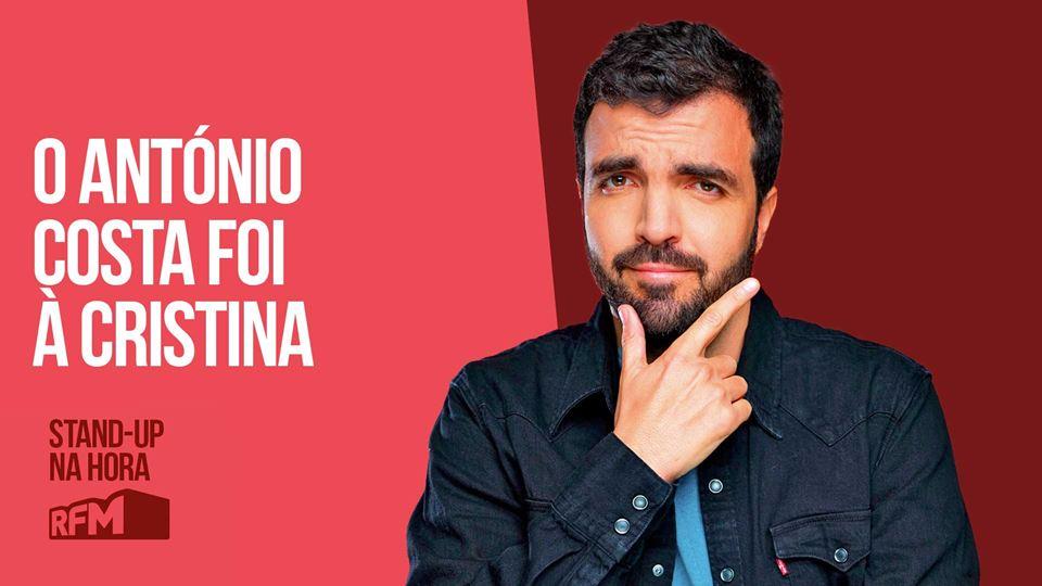 Salvador Martinha: O António C...