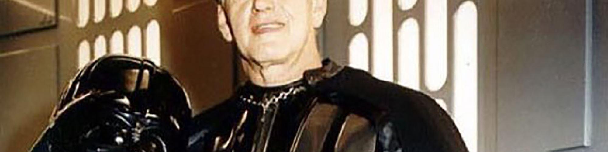 Morreu o ator que deu vida a Darth Vader