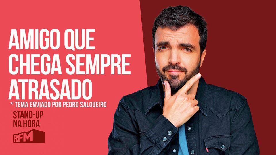 Salvador Martinha: Amigo que c...