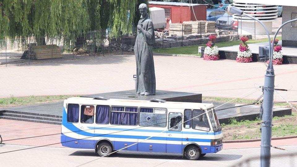 autocarro ucrânia