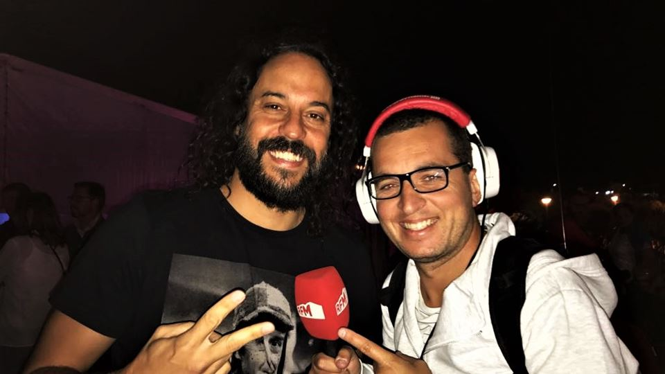 Gabriel, o pensador, entrevistado pelo Pedro Simões