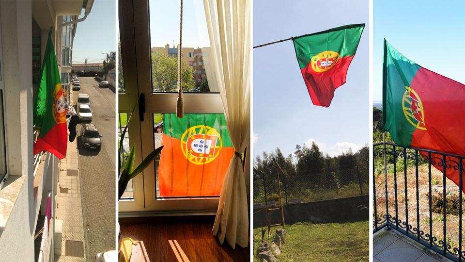 RFM: UMA BANDEIRA NA JANELA DE...
