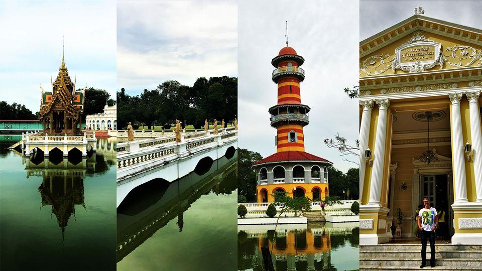 Bang Pa In, Palácio de verão do Rei da Tailândia