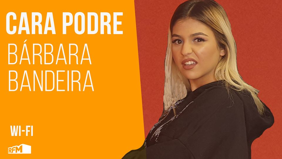 Barbara Bandeira no Cara Podre...