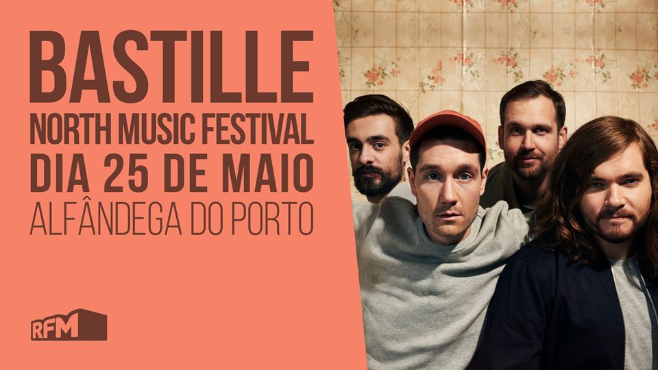 Bastille no North Music Festival