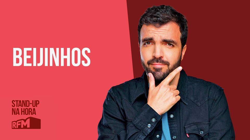 Salvador Martinha: Beijinhos