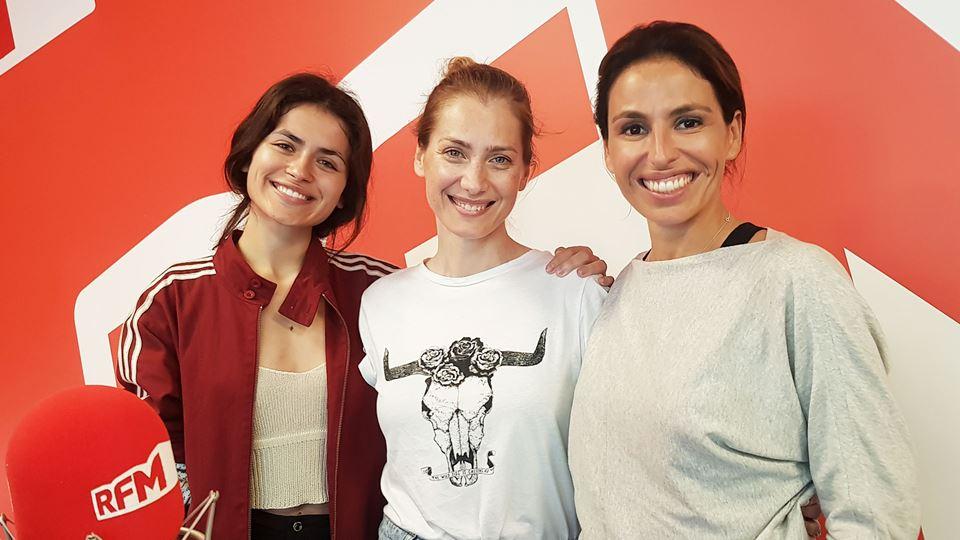 BFF Alda Gomes e Mikaela Lupu