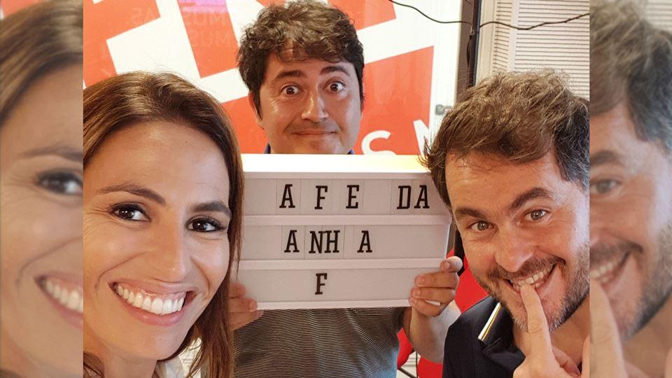 BFF Fernando Alvim e Rui Pedro Tendinha