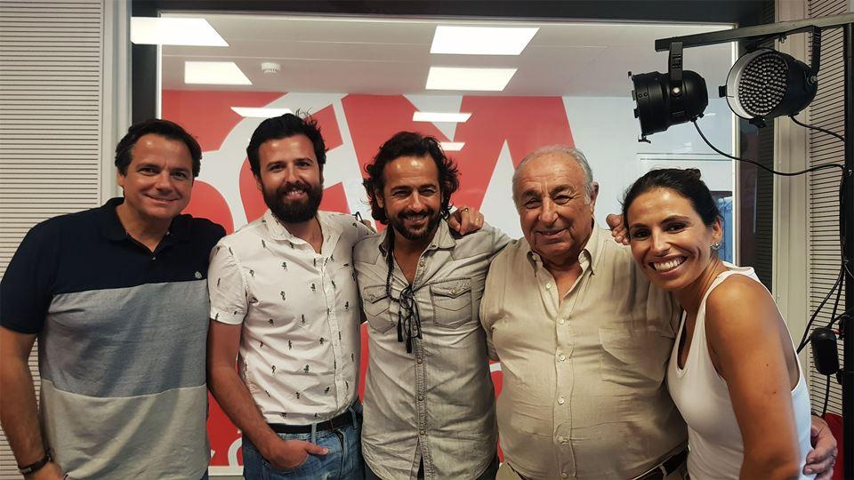 BFF Gonçalo Diniz, Macário Diniz e Luís Diniz