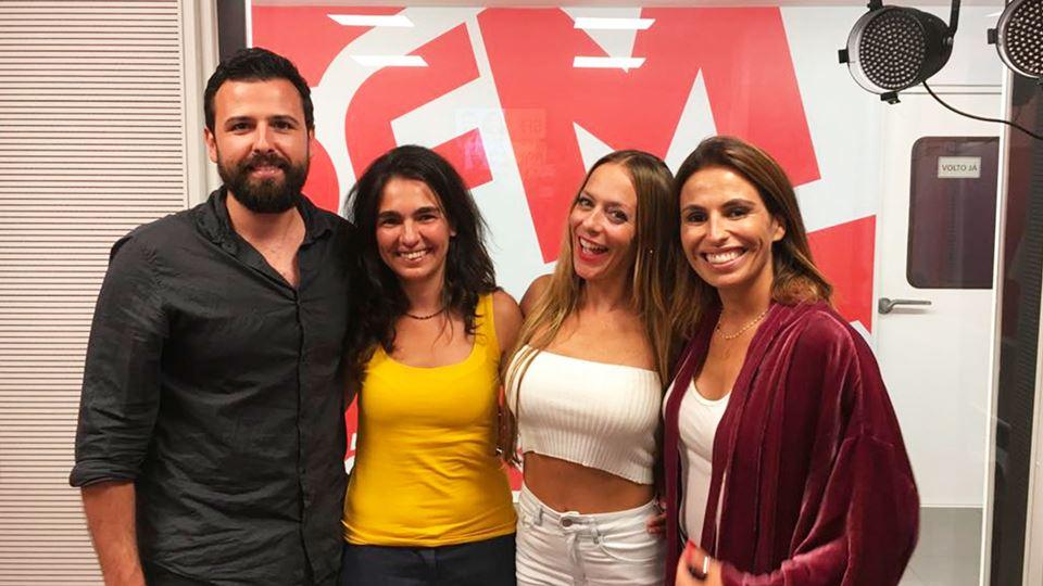 BFF Joana Amaral Dias e Teresa Mota