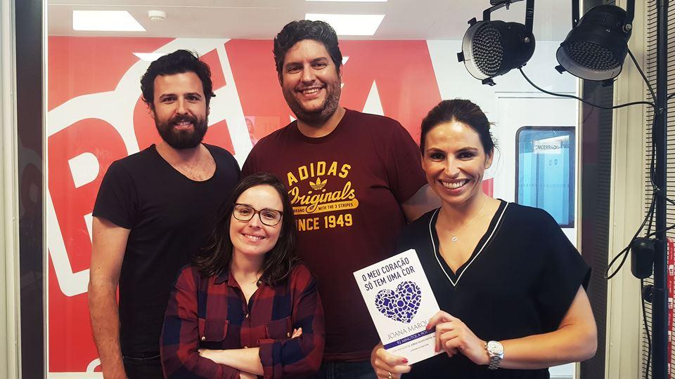 BFF Joana Marques e Daniel Leitão